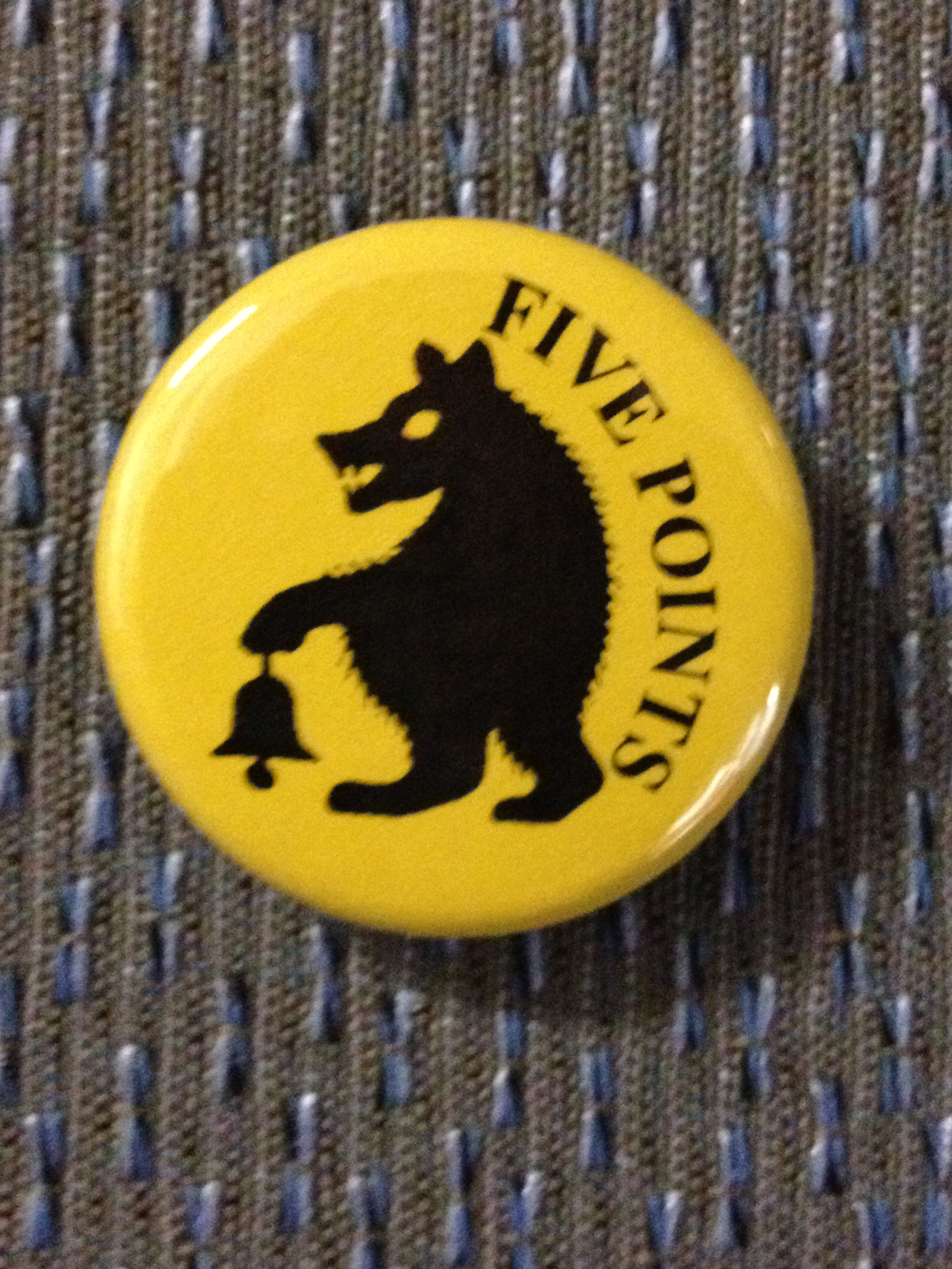 bear button