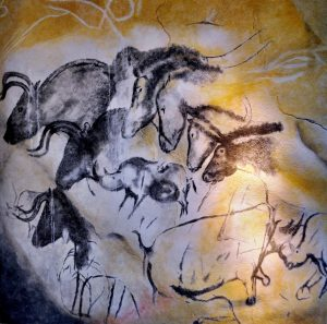 Chauvet´s_cave_horses