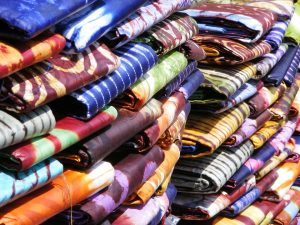 Fabric Textile Ethnic Cloth