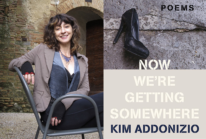 DOUBLE PORTRAIT: Kim Addonizio in Conversation with Brittany Perham - Five Points - A Journal of Literature and Art